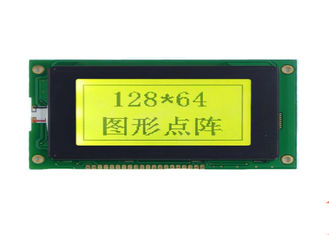 China Der 3,2 Zoll-128x64 Stifte Punktematrix Lcd-Anzeigen-Grafik-STN 20 mit LED Backlight usine